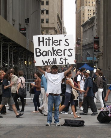 Occupy. Wall Street, NYC